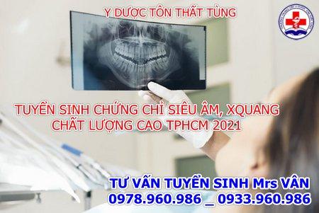 Chứng chỉ siêu âm Xquang