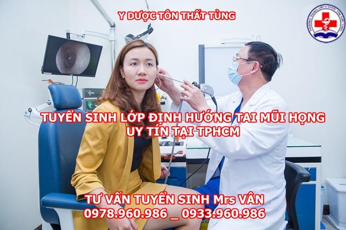 định hướng tai mũi họng